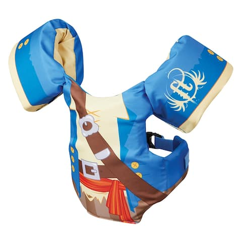 Full throttle little dippers life jacket pirate