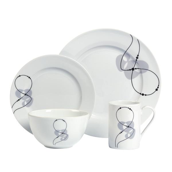 16pc Dinnerware Set - Jacqueline. Opens flyout.