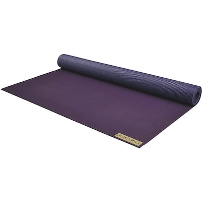 "Jade Yoga 668P Voyager Mat, Purple, 1/16"" 24"" x 68"""