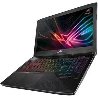 ASUS 17.3 in. 8th-Gen Intel Core i7-8750H 16 GB 256 GB Gaming Laptop