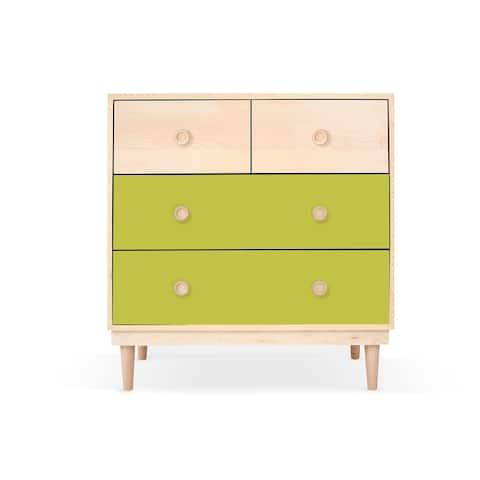Taylor & Olive Barberry Hand-crafted 4-drawer Dresser