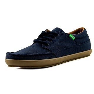 Sanuk TKO Men Moc Toe Canvas Oxford|https://ak1.ostkcdn.com/images/products/is/images/direct/cb8a7a2393d00cca19d2180548707d72fc44cf54/Sanuk-TKO-Men-Moc-Toe-Canvas-Oxford.jpg?impolicy=medium