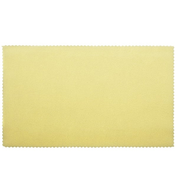 Sunshine Polishing Cloth, Works With Many Materials 7.75x5 Inches
