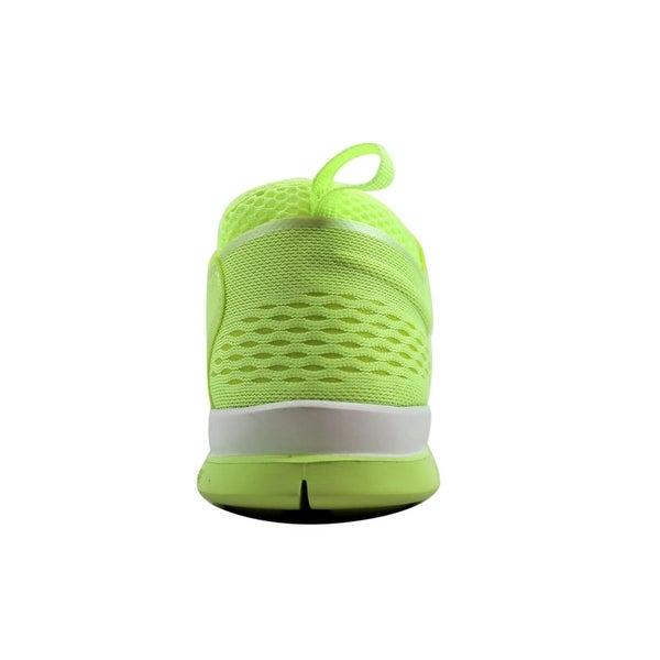 Shop Nike Free 5.0 TR FIT 4 Breath Liquid LimeWhite Venom