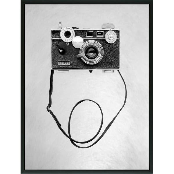 Shop Easy Art Prints Alan Blaustein S Retro Point Shoot 23 Premium Canvas Art Overstock 25739817