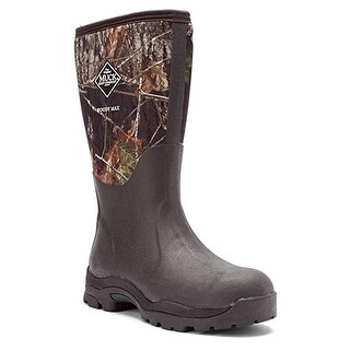 Muck Boot Women's Woody Max Mossy Oak Break Up Size 6 Hunting Boots