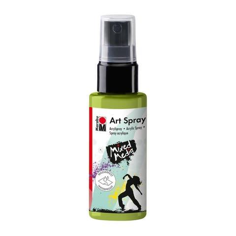 Marabu m12099005061 art spray reseda
