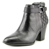 Alfani Wakefeld Women Black Boots