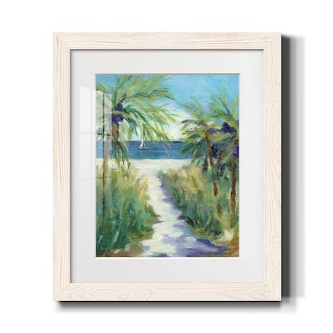 Evenings Edge I-Premium Framed Print - Ready to Hang