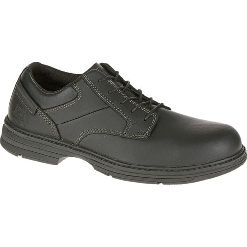 CAT Footwear Oversee Steel Toe - Black 10.5(M) Work Shoe