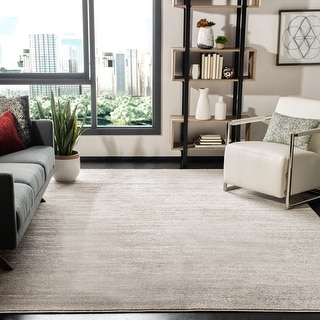 Link to SAFAVIEH Adirondack Vera Modern Ombre Distressed Area Rug Similar Items in As Is