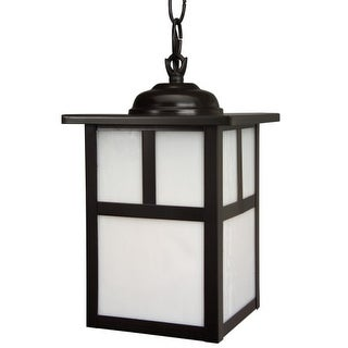 Craftmade Z1841 Mission 1 Light Outdoor Pendant - 6 Inches Wide