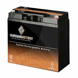 12V 20AH T6 SLA Battery replaces 51814 6fm17 6-dzm-20 6-fm-18 lcx1220p
