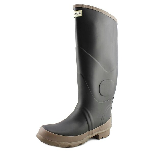 Hunter Argyll Bullseye Men Round Toe Synthetic Rain Boot
