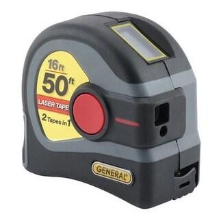 General Tools Ltm1 Laser Tape Measure, 50'