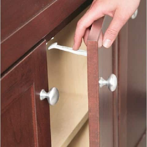 Safety 1St 48444 Cabinet and Drawer Latche