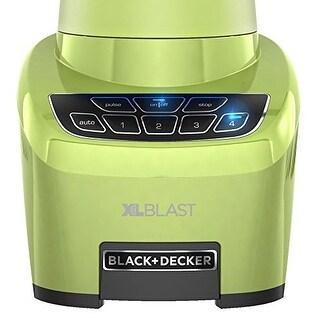 Black+Decker Bl4000l Xl Blast Drink Machine, Margarita Blender With 72 Ounce Bpa-Free Blending Jar, 4 Auto Function Blen