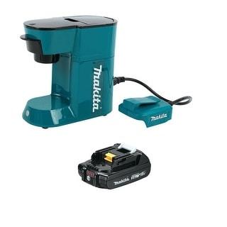 Makita 18V LXT® Lithium-Ion Cordless Coffee Maker Set