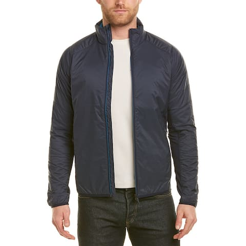 Icebreaker Hyperia Lite Hybrid Wool-Blend Jacket