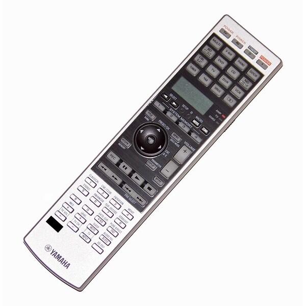 OEM Yamaha Remote Control Originally Shipped With: HTR6290, HTR-6290, RXV1900, RX-V1900