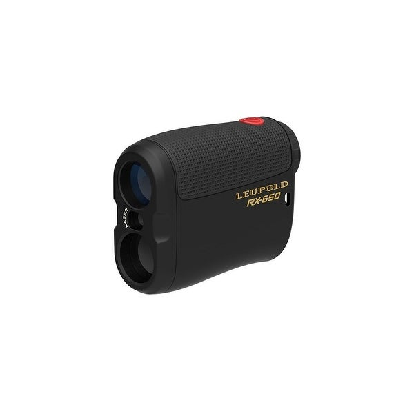 Leupold RX-650 6x 20mm Range Finder - Black 120464 RX-650 Range Finder