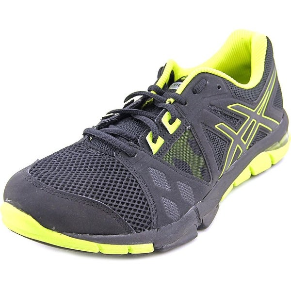Asics Gel-Craze TR 3 Men Round Toe Synthetic Black Running Shoe