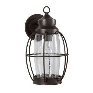 "Park Harbor PHEL2900 West Rock 14"" Tall Single Light Outdoor Wall Sconce