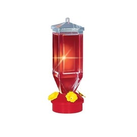 Perky Pet 201 Lantern Design Hummingbird Feeder, 18 Oz