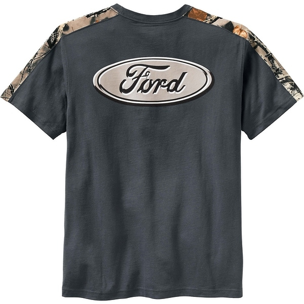 Legendary Whitetails Mens Tailgate Short Sleeve Tee Ford