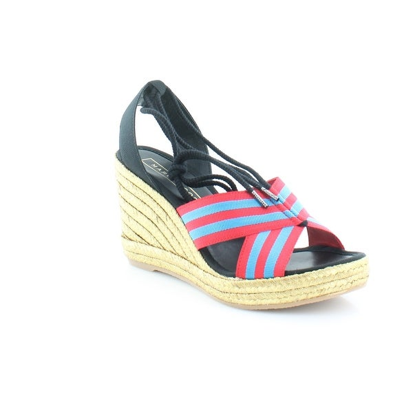 Marc Jacobs Dani Women's Sandals & Flip Flops Blue/Red