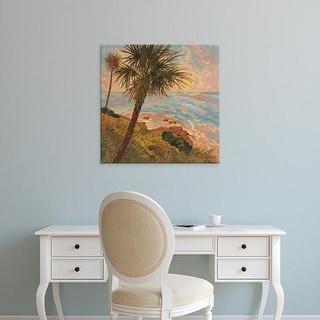 Easy Art Prints Graham Reynolds's 'Palm Breeze II' Premium Canvas Art