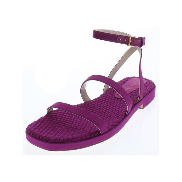 771e205492d Shop Stuart Weitzman Womens Quinn Dress Sandals Quilted Satin - Free ...
