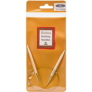 "Tulip Knina Knitting Needles 16""-Size 9/5.5mm"