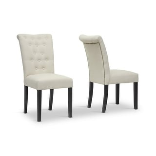 Brittany Modern Beige Dining Chair - 2 Chairs