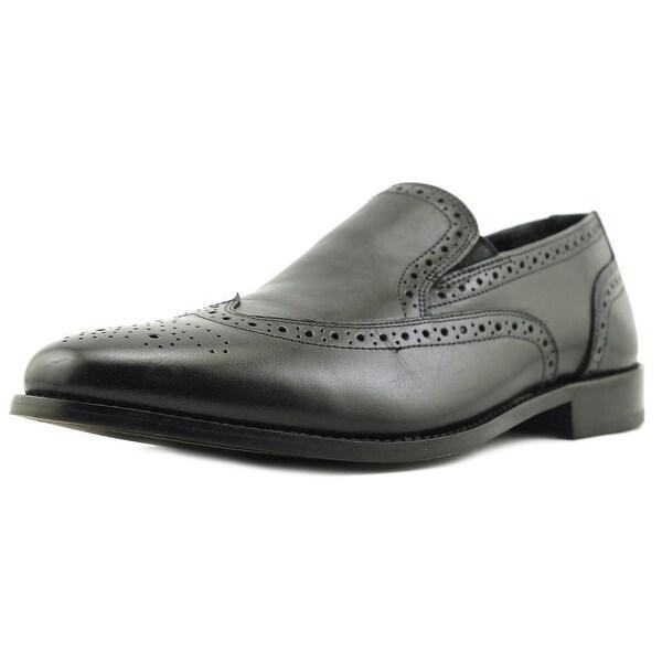Nunn Bush Norris Black Loafers