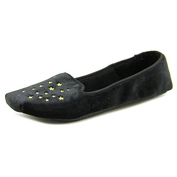 American Rag Starry Round Toe Canvas Slipper
