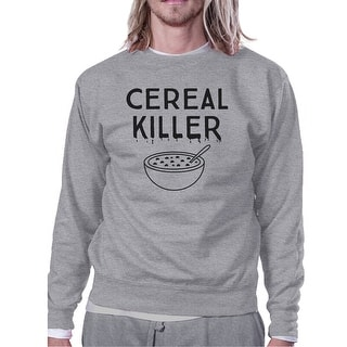 Cereal Killer Sweatshirt Humorous Halloween Shirt Grey Pullover Top|https://ak1.ostkcdn.com/images/products/is/images/direct/cba54dce5363fd3dec715164251ef9f9e6fc3f15/Cereal-Killer-Sweatshirt-Humorous-Halloween-Shirt-Grey-Pullover-Top.jpg?impolicy=medium