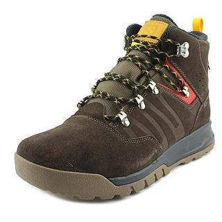 Salomon Utility Ts Cswp Round Toe Leather Hiking Boot