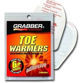 Grabber TWEF10 Adhesive Toe Warmers, 6+ Hour, 10-Pair
