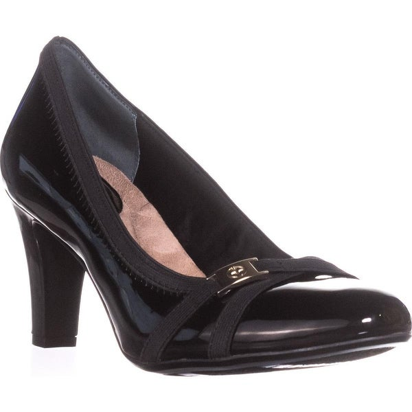 GB35 Vollett Dress Pumps, Black