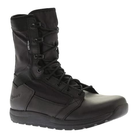 "Danner Men's Tachyon 8"" GORE-TEX Black Full Grain Leather/Nylon"