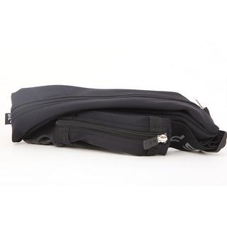 SPIbelt Spandex Expandable Messenger Shoulder Bag
