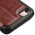 Insten Leather Case Cover with Stand For Apple iPhone 7 - Thumbnail 1