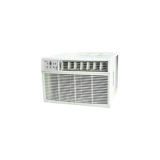 Koldfront WAC18001W 18,500 BTU 220V Window Air Conditioner with 16,000 BTU Heater with Remote Control
