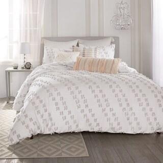 Link to Boho Chic Fringe Comforter and Sham Set Similar Items in Comforter Sets