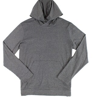 Ideology NEW Charcoal Gray Mens Size 2XL Long Sleeve Sweater Hoodie