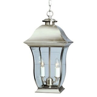 Trans Globe Lighting 4975 Two Light Down Lighting Outdoor Pendant from the Outdoor Collection