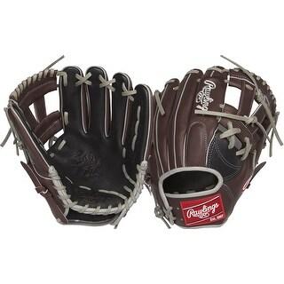 "Rawlings Heart of the Hide 11.75"" V-Web Baseball Glove"