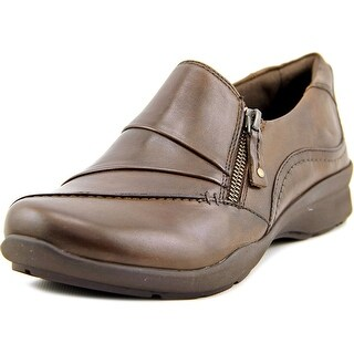 Earth Anise Women  Round Toe Leather  Loafer