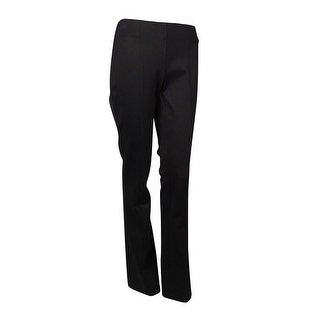 INC International Concepts Women's Boot Leg Ponte Pants